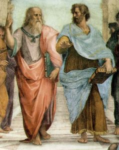 Plato and his disciples